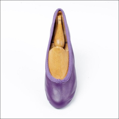 duchess pump purple (junior) image 1