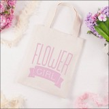 flower girl - rose by Alphabet Wedding Bags