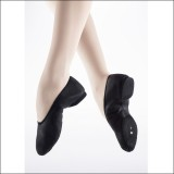 merlet blues jazz ballerina black by Scottish Dance Shoes