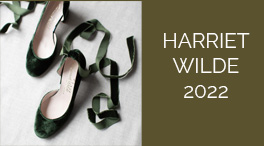 Harriet Wilde bridal shoes at Arabesque Perth