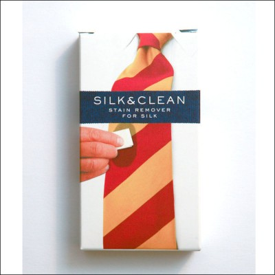 silk and clean stain removing wipes image 1