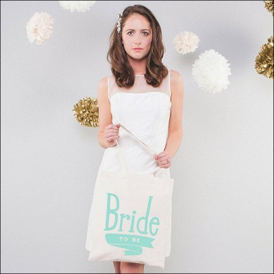 bride to be - mint image 1