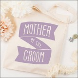 mother of the groom - lavender by Alphabet Wedding Bags