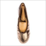 royale pump bronze by Scottish Dance Shoes